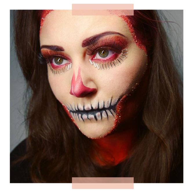 Halloween 2019 – Red Skull