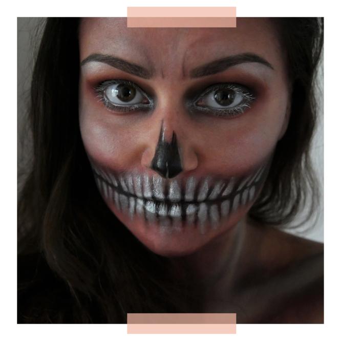 Halloween 2017 – Dark Skull