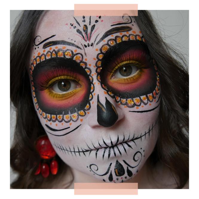 Halloween 2018 – Tête de Mort Mexicaine